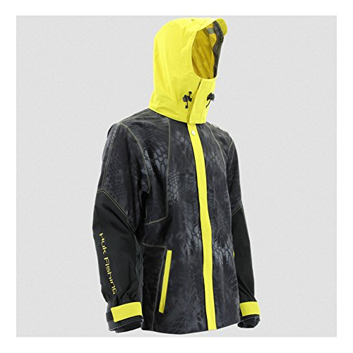 Weather Jacket Foul Cloth (Marolina Outdoor H4000002TYNL Foul Weather Jacket, Typhon, Large)