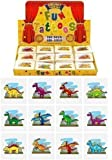 12 x Childrens Kids Temporary Tattoos Transfers Toys Party Loot bag Fillers Dinosaurs