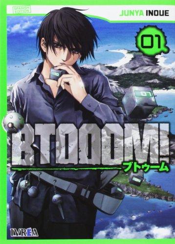 Descargar Libro Btooom! 1 Inoue Junya