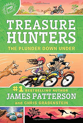 Treasure Hunters: The Plunder Down Under (Treasure Hunters (7))