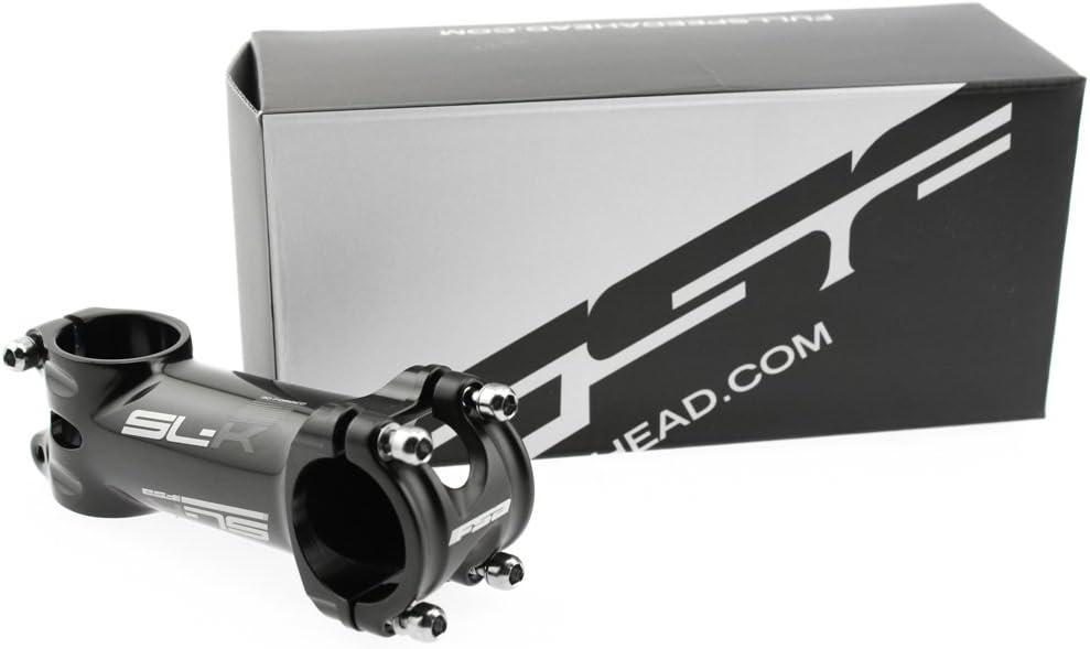"FSA SL-K Alloy Bicycle Stem 120 mm Road//MTB Black w// Gray Graphics 31.8 1-1//8/"""
