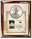 Personalized Doctor Medical School College Physician Graduation Poetry Present Gifts Congratulations Clock Frame Photo Poem University School of Medicine Plaque
