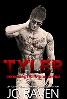 Tyler (Inked Brotherhood 2): Inked Boys by [Raven, Jo]