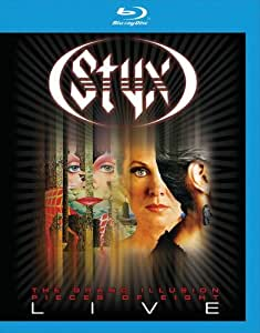 Styx: Grand Illusion / Pieces of Eight - Live [Blu-ray]