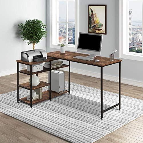 Cheap Industrial L-Shaped Computer Desk,Office Desk home office desk for sale