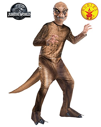Contest Winning Toddler Costumes - Rubie's Costume Jurassic World T-Rex Child Costume,