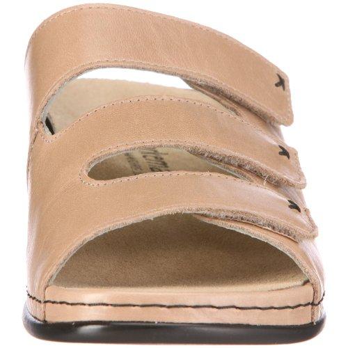Beige Femme 01007 Chaussures taupe Franziska Melbourne Berkemann RqIvXE