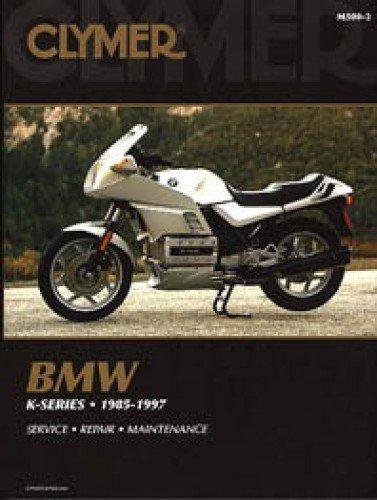 M500-3 BMW K75 K100 K1100 1985-1997 Clymer Motorcycle Repair Manual