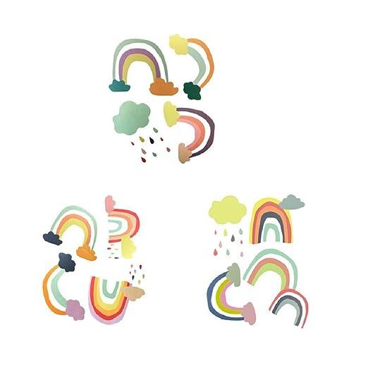 Barlingrock Wall Stickers Home Art Stickers Pared Creativa para m/óviles con decoraci/ón de Ventana Decorativa para Mujeres ni/ñas Dormitorio hogar ni/ños Sala de Estar decoraci/ón