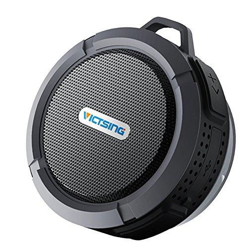 VicTsing Shower Speaker 5W, Mini Bluetooth Portable ...