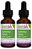 Gaia Kids Tummy Tonic Herbal Drops, 1-Ounce Bottle (Pack of 2)