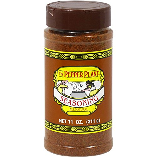 The Pepper Plant Dry Rub Seasoning ()