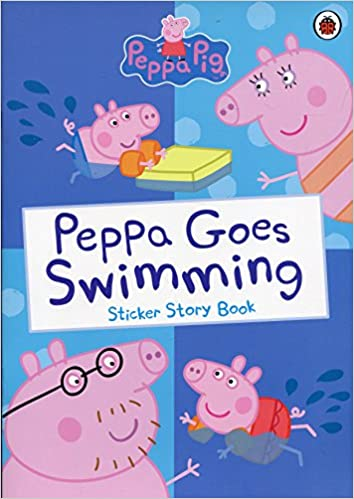 Peppa Goes Swimming Peppa Pig Amazon Co Uk Ladybird