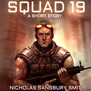 Squad 19 Audiobook
