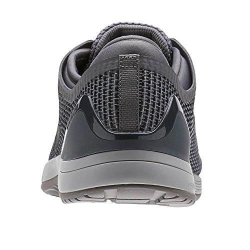 Zapatillas Ash Nano 8 R Crossfit Deporte Grey Shark Dark Silver Grey Tin Reebok Ash Gris para 0 de Grey Tin Grey Shark Dark Silver Hombre nXqE1tx