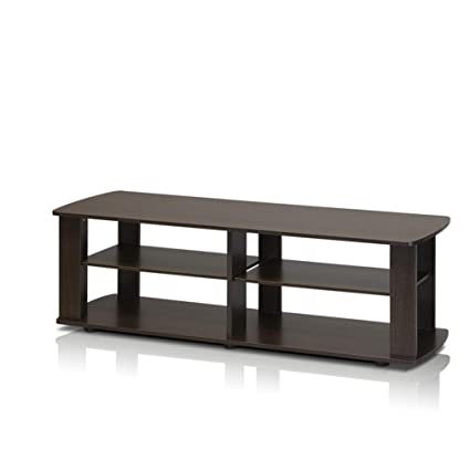 Amazon.com: 42 Inch TV Stand Low Wood Decorative Floor Stand ...