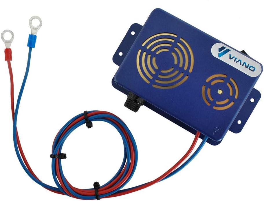 Ultrasonic autocar rodents DUO-LED repellente per topi e ratti selvaggio animali per topi e ratti 6322