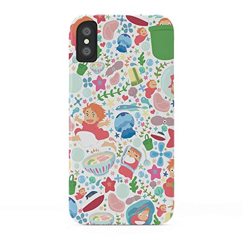 official photos a81b6 fb9e5 Top 6 ponyo iphone x case for 2019 | Allale Reviews