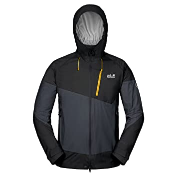 Jack Wolfskin Jack Wolfskin Hombres Exolight Texapore XT chaqueta, šŠbano, XX-Large: Amazon.es: Deportes y aire libre