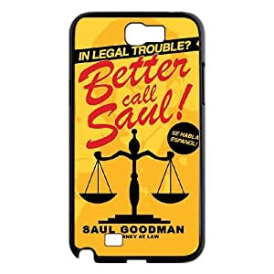 Winfors Better Call Saul Phone Case For Samsung Galaxy Note 2 N7100 [Pattern-1]