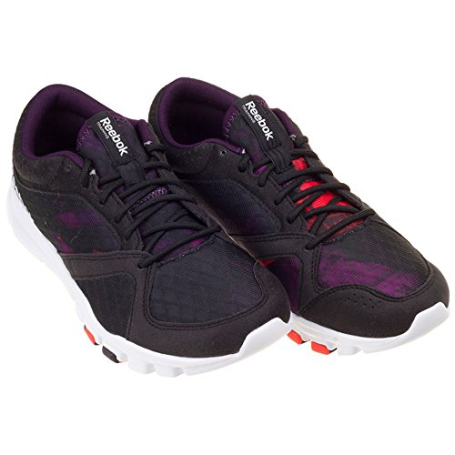 Reebok - Yourflex Trainette - V66206 - Couleur: Noir - Pointure: 36.0
