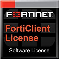 Fortinet FortiClient 1 Year Endpoint Telemetry & Compliance License Subscription for 200 clients - FortiGate/FortiWiFi 30 to 90