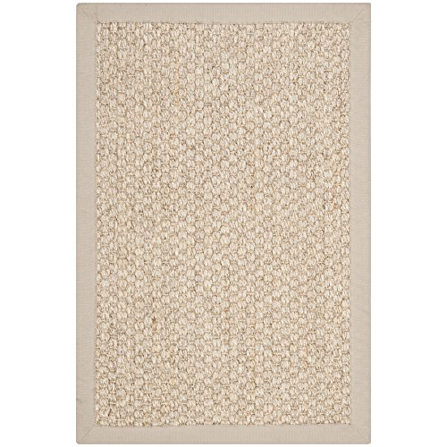 Safavieh Natural Fiber Collection NF525C Marble Sisal Area Rug (2' x ()