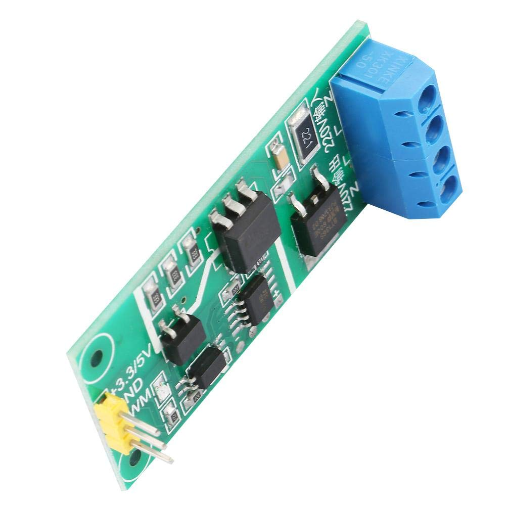 PWM Controller Module Temperature Control Voltage Regulator YYAC-3S AC 220V Thyristor Optocoupler Isolation for Dimming