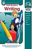 Writing Grades 7-8, Carson-Dellosa Publishing Staff, 1600221513