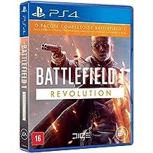Battlefield Revolution Br - 2017 - PlayStation 4