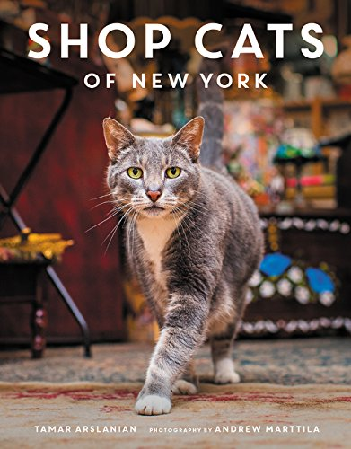 Humans of New York meets The French Cat in this carefully cultivated, gorgeous full-color collection featuring New York's iconic felines and the stories behind them. They inhabit New York City's most legendary and coziest spots—the Algonquin Hot...
