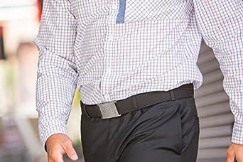 Adjustable Nylon Belt by GRIP6 Web Belts for Men /& Women