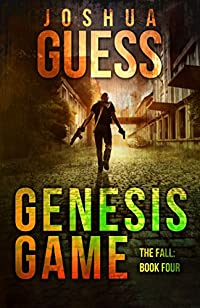 Genesis Game by Joshua Guess ebook deal