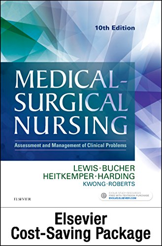 Medical-Surgical Nursing - Single Volume Text and Virtual Clinical Excursions Online Package: Assessment and Management of Clinical Problems, 10e