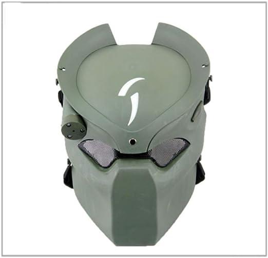 Máscara de protección CS Juegos Máscara de Disfraces Ventilar ...