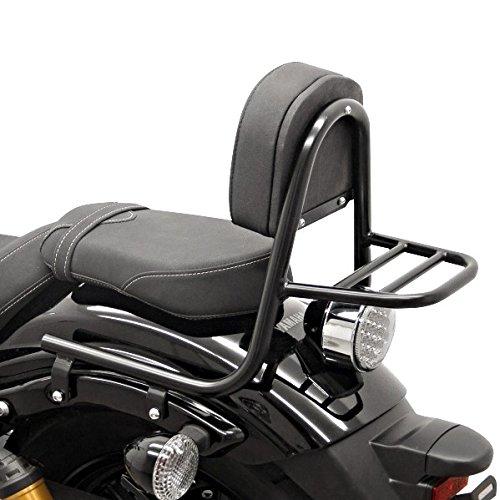 Sissy Bar+ luggage rack Fehling Yamaha XV 950/ R 14-18 black