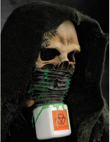 [Zagone Survivor Mask, Skull with Hood & Bio Hazard Mask] (Biohazard Costumes)