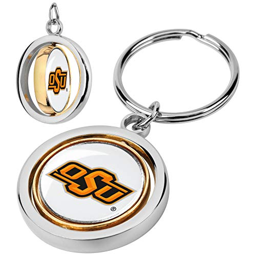 (LinksWalker NCAA Oklahoma State Cowboys - Spinner Key Chain)