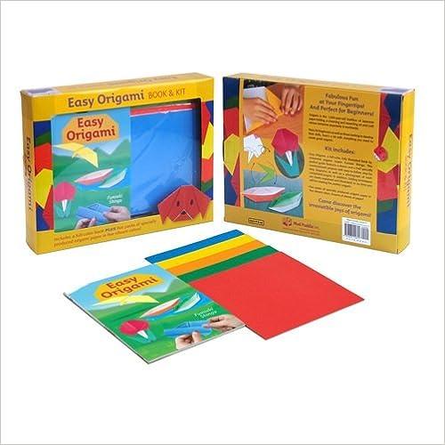 DOWNLOAD PDF] Amazing Origami Kit Traditional Japanese Folding ... | 500x500