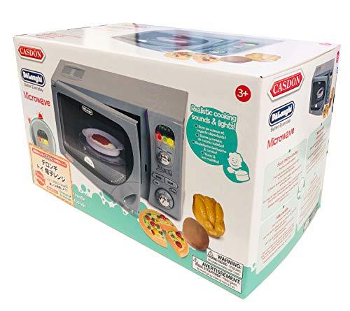 51XmUwvif6L - Casdon Electronic Toy Microwave