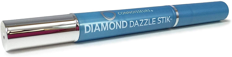 Connoisseurs Jewellery Cleaning Diamond Dazzle Stik - Stick Cleaner For Jewel Sparkle & Shine - Compact, Suitable for Diamonds & Precious Stones