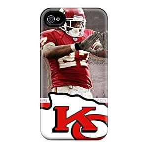 Protector Hard Phone Covers For Iphone 6 With Customized Stylish Kansas City Chiefs Pictures JamieBratt