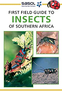 First Field Guide To Insects Of Southern Africa 1 Alan