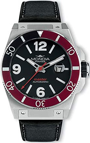 MONDIA SWISS MASTER Men's watches MS 200-1BK-CP