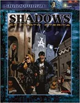 Shadowrun America Map.Shadowrun Shadows Of North America Fpr25015 Fanpro