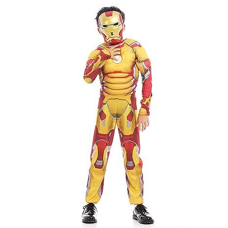 Hope Máscara de Disfraces de Avengers Iron Man para Niños ...