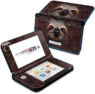 product image for Sloth - DecalGirl Sticker Wrap Skin Compatible with Nintendo Original 3DS XL