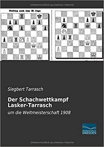The Game Of Chess Tarrasch Epub Download