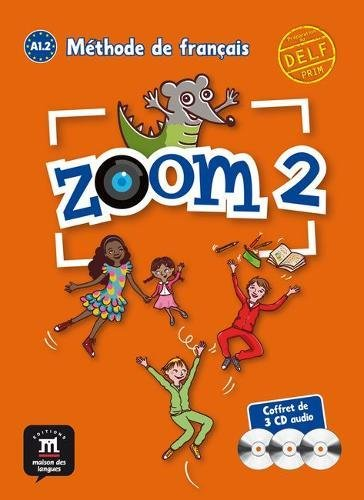Zoom 2. Pack audio 3 CD (French Edition)
