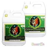 Advanced Nutrients pH Perfect Connoisseur Grow 2 Part A & B 10L Liter Bundle